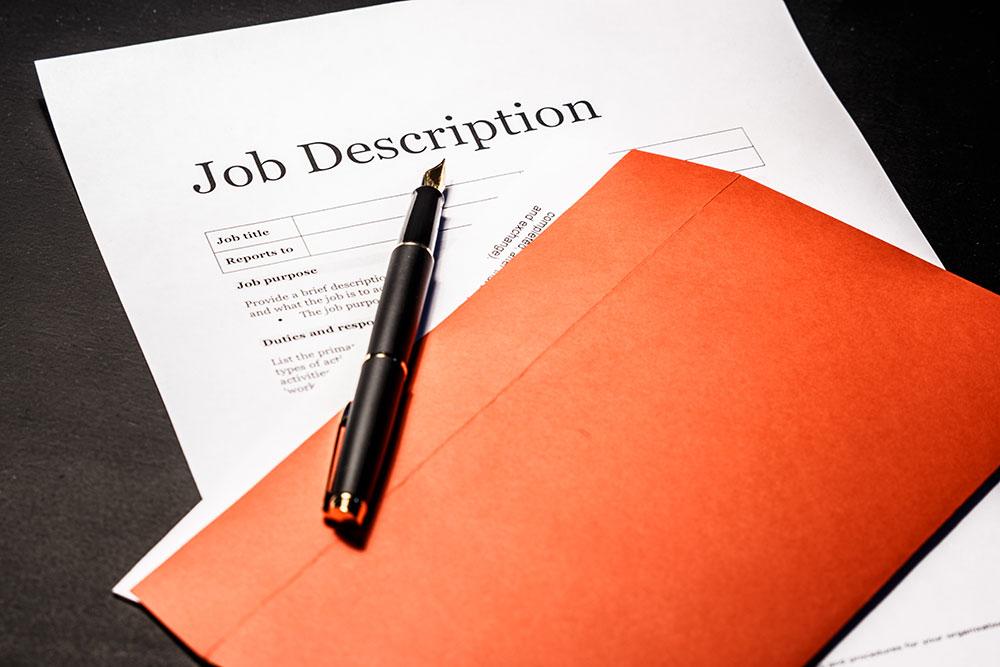 job descriptions Upside Business Solutions